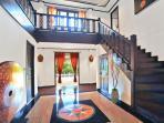 Ganite Lobby Area & Artistic Straircase