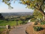 Local Benamore golf course