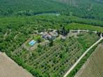 Luxury Self Catering Villa in Chianti with Heated Pool, top rated reviews.