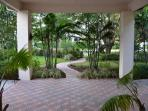 Private Gated Resort Grounds