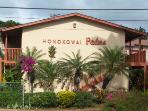 Entrance to Honokowai Palms