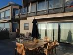 Oceanfront 3 Bedroom Lower Unit of a Duplex! Spacious Patio! (68284)