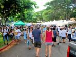 Farmers Market at KCC