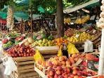 Market place in Zadar