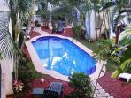Quiet Pool Garden