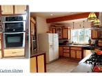 Kitchen for a gourmet cook