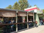 Jo's - our beloved neighborhood coffee shop