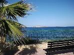 View of St Pauls Island
