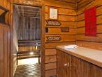 General public sauna