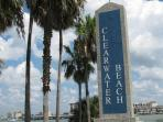 Spend your vacation at the famous shores of Clearwater Beach