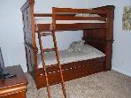 Bunkbed Room ~ Sleeps 3