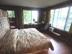 Master Bedroom with a fantastic view!
