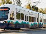 Easy light rail access from WestLake Station