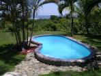 Casa de Teca Pool w/ocean view, 3x8 meters