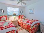Bedroom 3 | Twin Beds