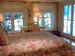 Bedroom 3   First Floor   Queen Bed