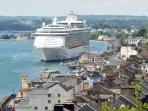 Cobh with Liner