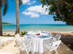 Mealtimes at Serenity are memorable. A hearty cooked breakfast-to-order is offered to all as the morning sea puts on...