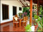 Main Villa Veranda