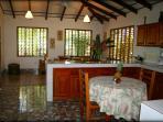 Main Villa Kitchen