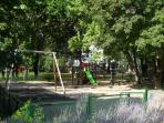 Local Playground in the park