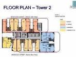 Tower 2 Floor Plan