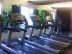 Amenities - Spacious Gym