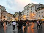 Campo de Fiori - 5min walking.