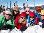 The True Reason to Ski Wolf Creek....Family and Friends Creating Great Memories