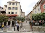 Grande Rue du Chateau in Fayence