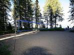 Tahoe Park Beach - Volleyball