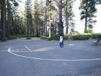 Tahoe Park Beach - Basketball