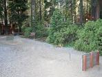 Tahoe Park Beach - Horseshoe