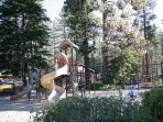 Tahoe Park Beach - Playground