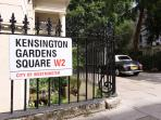 Gorgeous traditional English square