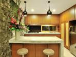 Kitchen with Rangehood
