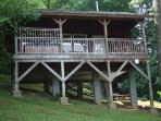 """Cabin #2 - """"Gone Hiking"""" - Hot Tub - Views of the Moutnains"""