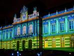 Hôte de Ville de Lyon - Fête des Lumières