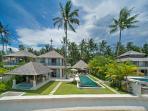 Bakung Beach Villa - 4 Bedroom in Candidasa, Bali