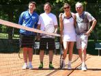 Private Tennis Club - Tennis Players