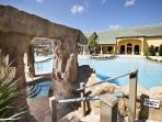 Tropical Lagoon-Style Pool/Spa/Jacuzzi