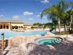 Resort Pool/Jacuzzi 2