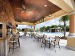 Pool/Tiki Bar