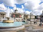 You can get to Trafalgar Square in just 15 minutes.....