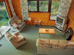 Lodge 1 Living Room.
