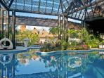 Peaceful retreats - Mini pools and beds off Spa pool area