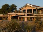 A Lodge on the Desert.  Eastern Pato