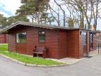 PRIMROSE LODGE, detached ground floor, woodland setting in Saltburn Ref 13015