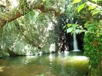 Waterfall on Whisky Creek