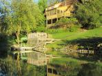 Catskill Mountain/Hudson Valley Lakefront Retreat